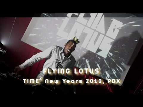 Flying Lotus LIVE @ Time2 NYE PDX