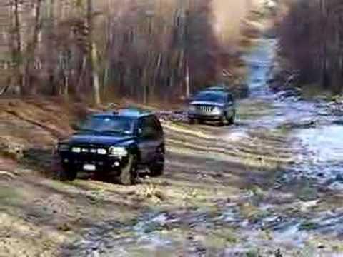 2000 Dodge Durango 4x4 Lifted Off Road Youtube