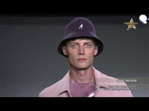 TODD SNYDER New York Fashion Week Men's Spring/Summer 2019