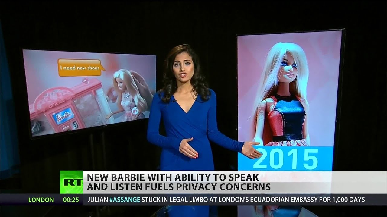 Barbie Software Software in 'hello Barbie'