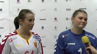W17 Championship - Interviews MKD - AZE 30-23