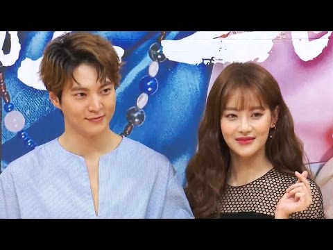 Joo Won(주원) 'My Sassy Girl'(엽기적인 그녀) Photo Time -제작발표회- (오연서, 이정신, 김윤혜)