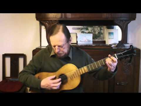 Francisco Tárrega - Lagrima - Romantic guitar