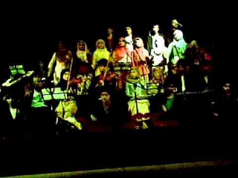 Uti - Uti Uri, Lagu Tradisional Banten, konser GOTUN 5, UKM GESBICA, IAIN SMH BANTEN