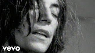 Watch Patti Smith Summer Cannibals video