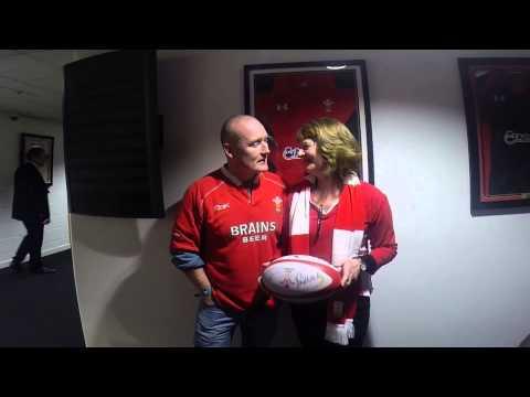 The Ultimate Fan Experience - Wales v Fiji