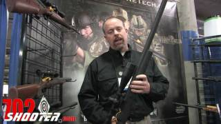 Teludyne Tech Industries StraightJacket Barrel System 2012 Shot Show