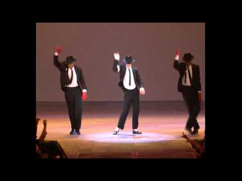Michael Jackson - Dangerous (Live MTV Performance Music Video...