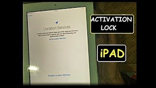 Remove Fully iCloud Account IOS 9/10.3 Activation iPad 2/3/4/ iPad AIR
