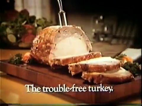 Golden Star boneless turkey - 1980