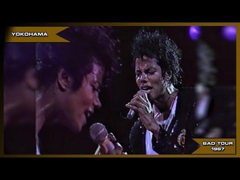 Michael Jackson - Billie Jean - Live Yokohama 1987 - HD