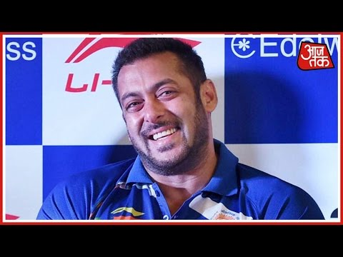 Salman Khan To Be India's Goodwill Ambassador At Rio Olympics 2016