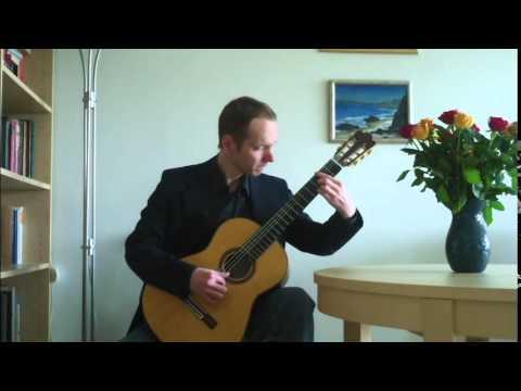 Francesco Tarrega - Mazurka In G