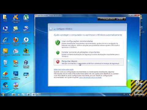 Como formatar e instalar o windows 7 passo a passo
