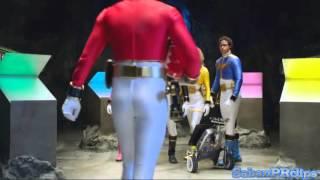 Power Rangers Super Megaforce - Super Megaforce - Command Center