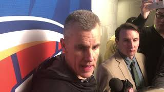 Thunder vs Grizzlies - Billy Donovan