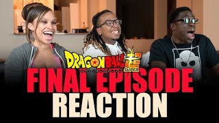 WHAT A FINALE!! Dragonball Super Ep 131 Reaction