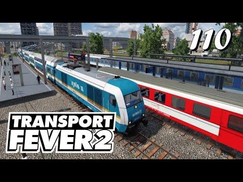 Transport Fever 2 S6/#110: Startschuss zum Bau der Railjet-Strecke [Lets Play][German][Deutsch]