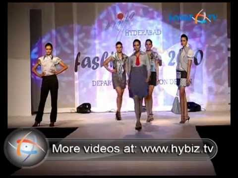 National Institute of Fashion Technology - Fashionova Show