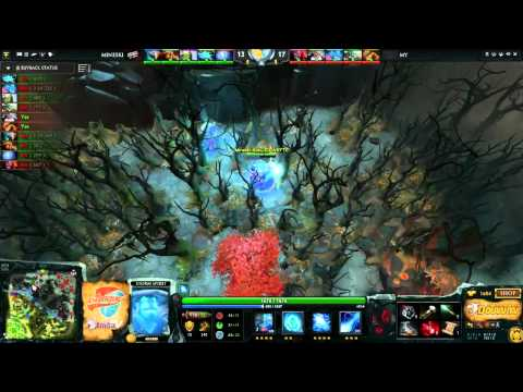 Mineski vs Malaysia - Game 3 (iLeague Season 3 - SEA) - Xyclopzz