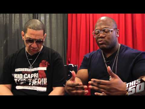 Kid Capri Talks Top Tier; Battle Rap; Diddy; Pac - TI50