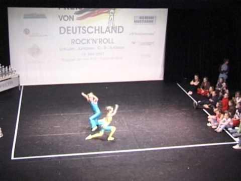 Moika Mayer & Benedikt Krings - Großer Preis von Deutschland 2007