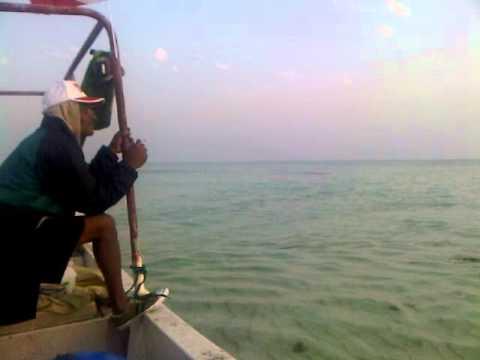 pearl divers Bahrain