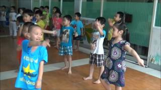 Aerobic Nhut Tan Primary School
