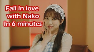 Fall in love with Nako (IZ*ONE) in 6 minutes