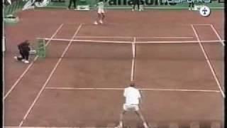Lo mejor de los 25 bloopers del tenis