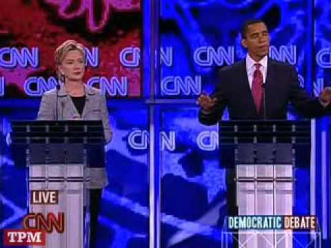 Las Vegas Democratic Presidential Debate