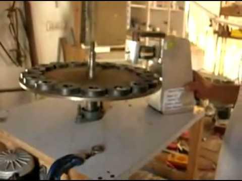 Free Energy- Magnet Motor.flv