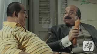 اخطاء الأفلام | مشهد من فيلم اكس لارج
