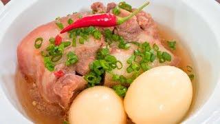 ✅ THỊT KHO TÀU, Thịt kho trứng | Bí quyết kho thịt ngon mềm rệu nhưng không bỡ, thịt săn BY CÔ BA