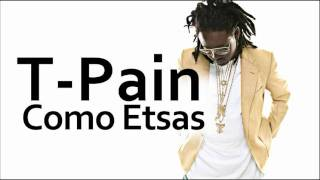Watch T-pain Como Estas video