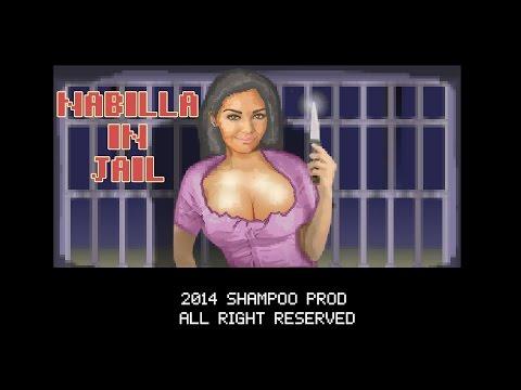 Nabilla Prison Boobs  (réalité 8 Bit) video