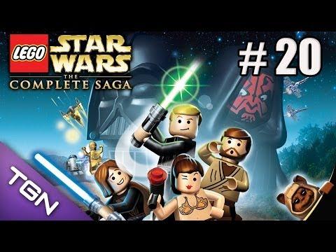 Lego Star Wars La Saga Completa - El Imperio Contraataca - Capitulo 20 - HD 720p