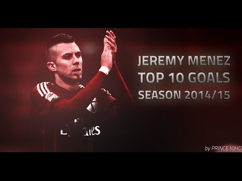 Jeremy Menez - Top 10 Goals - Season 2014/15 AC Milan - HD