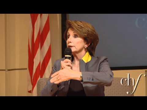 Nancy Pelosi: Women in Government