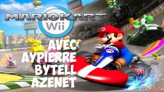 Patrick Kart #1 - Avec Aypierre, Bytell et Azenet