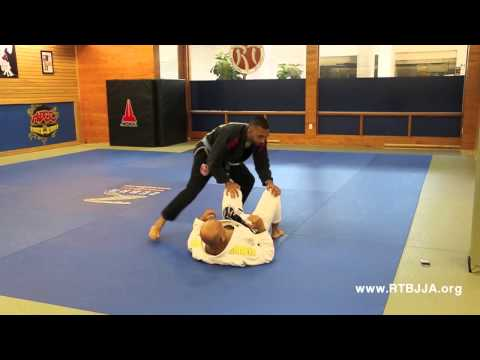 Brazilian Jiu Jitsu Guard Drills for Technique and Cardio Image 1