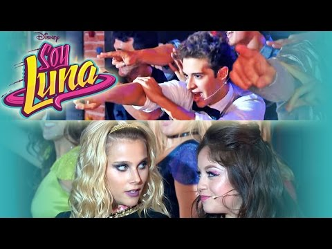 SOY LUNA - Boyband vs. Girlgroup (Open Music)   Disney Channel Songs