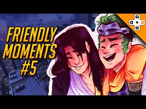 Overwatch Friendly Moments & Lifesavers #5 | BROVERWATCH - Highlights Montage