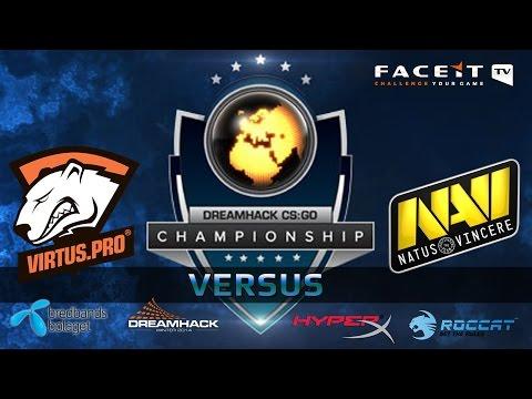 Virtus pro vs Na'Vi (Dreamhack Winter 2014 - Groups B & D)