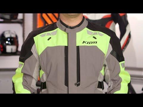 Klim Latitude Jacket & Pants Review at RevZilla.com