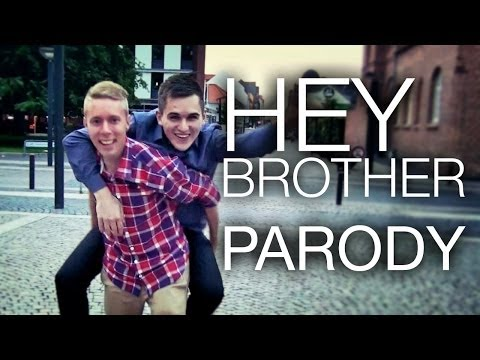 Hey Brother - Avicii Parody video
