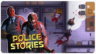 SWAT Team called to Gang Activity Area - Police Stories Gameplay Part 1 (Beta)