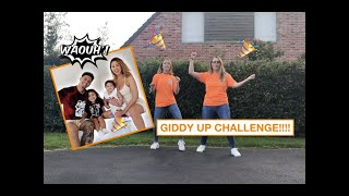 GIDDY UP CHALLENGE THE ACE FAMILY **MUST WATCH**