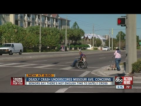Residents call for changes to 'dangerous' intersection after deadly pedestrian, truck accident