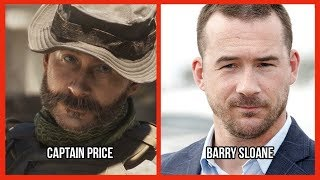 Characters and Voice Actors - Call of Duty: Modern Warfare (2019)